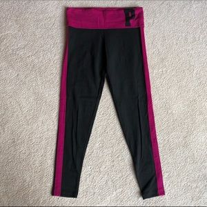 Victoria's Secret Pink Fold Over Yoga Leggings S